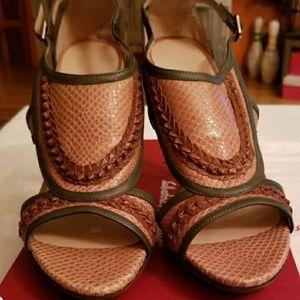 Salvatore Ferragamo  Sandals  size 9